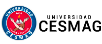 Universidad Cesmag Logo